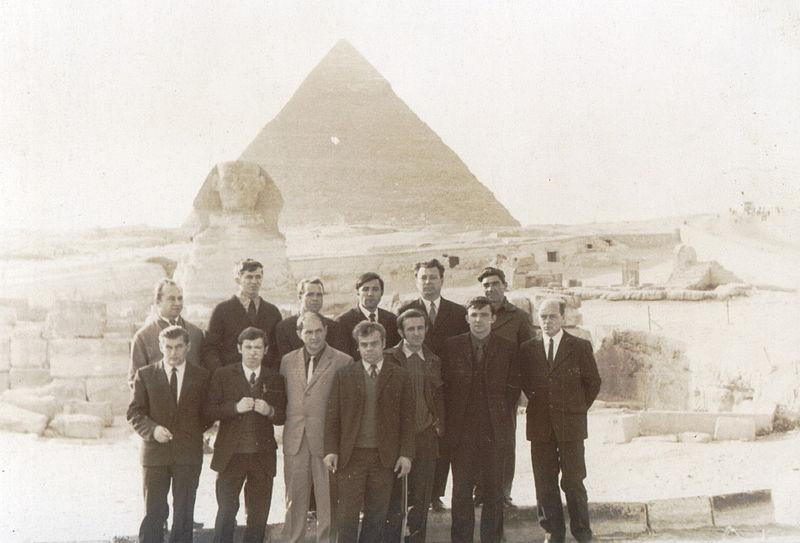 A group of Soviet experts in Egypt 800px-Soviet_Advisors_Egypt