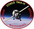 Soyuz TMA-11 Patch.jpg