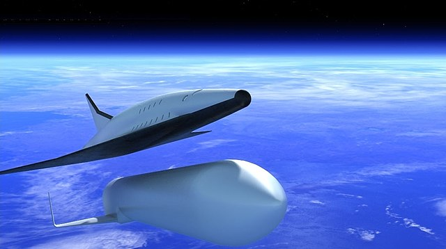 spaceliner hypersonic aircraft