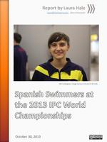 Spanish Swimmers at the 2013 IPC World Championships.pdf