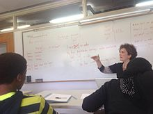 second language  wikipedia high school spanish taught as a second language to a class of native english  speakers at an american private school in massachusetts
