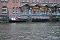 Speicherstadt (Hamburg-HafenCity).Kleine Wandrahmsbrücke.Ablaufendes Morgenhochwasser 06.12.2013.ajb.jpg