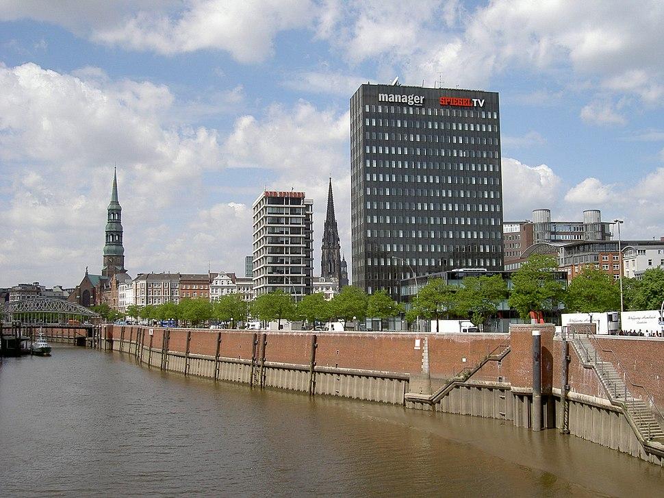 Spiegel Building Hamburg 2