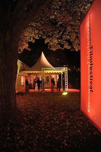 International Filmfestival Mannheim-Heidelberg - Image: Spielort in Heidelberg Internationales Filmfestival Mannheim Heidelberg