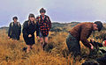 Spotswood College Tramping Club, Pouakai Ranges, Taranaki, New Zealand, 1969 - Flickr - PhillipC.jpg