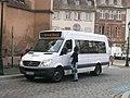 Sprinter mercedes - navette Hopital Strasbourg.JPG