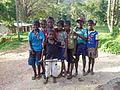 Sri Lanka-Province du Centre-Groupe d'enfants.jpg