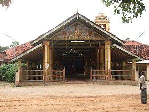 Mullaitivu - Hindu temple in Mullaitivu