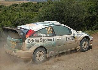 Mark Higgins (driver)