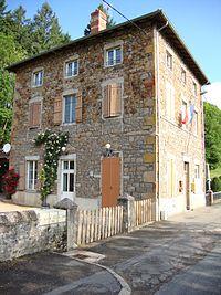 St.Mamert (Rhône, Fr) mairie.JPG