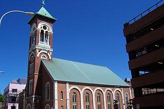 John McCloskey - St. Mary's Church, Albany