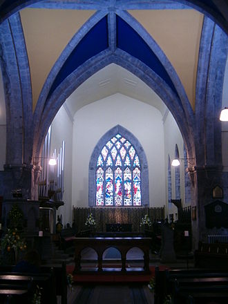 St. Nicholas' Collegiate Church - Interior of church