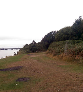 St Andrews Castle, Hamble