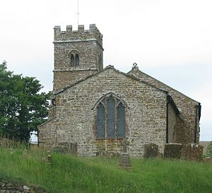 Epwell - Image: St Anne Epwell Geograph 2451010 by Sarah Charlesworth