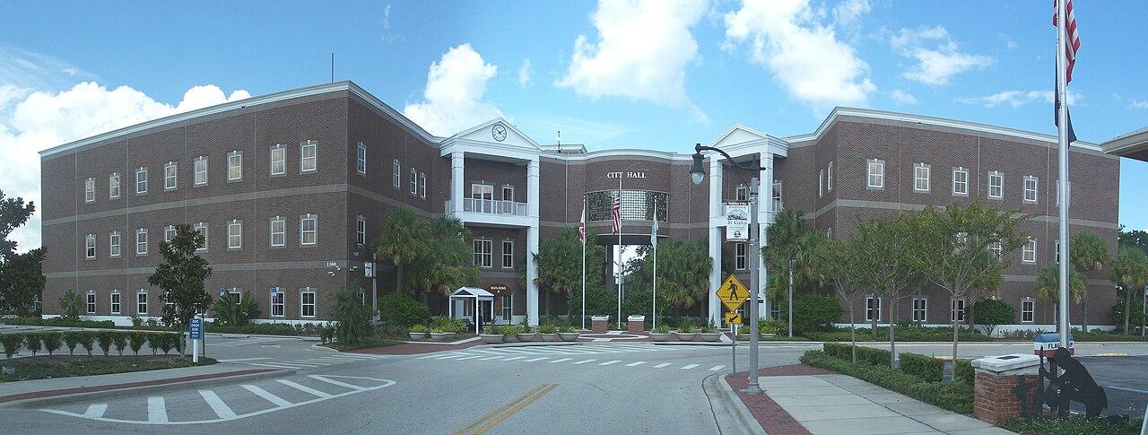 St Cloud City Halll