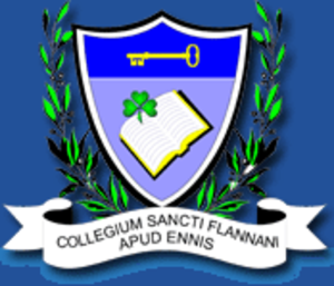 St. Flannan's College - Crest of the college