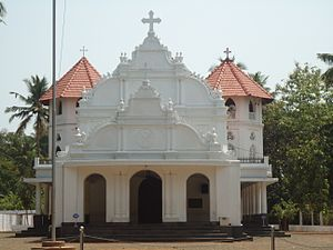 Manjapra - Jacobite Church
