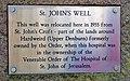 St Johns Well Aberdeen commemorative plaque.jpg