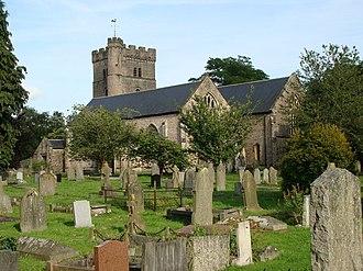 Usk - St Mary's Church