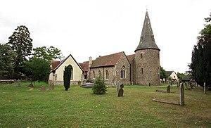 Broomfield, Essex - Image: St Mary, Broomfield, Essex geograph.org.uk 1494989