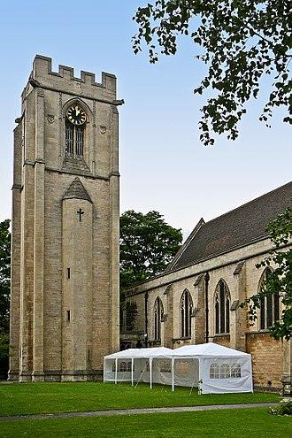 St Matthew's Church, Chapel Allerton - St Matthew's Church