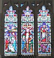 St Michael the Archangel's Church, Litlington, East window.jpg