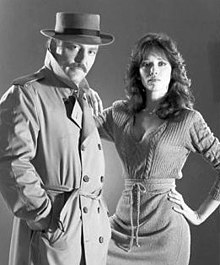 Stacy Keach and Tanya Roberts.JPG