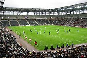 Northampton Saints - Stadium:MK