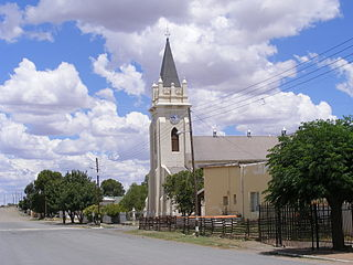 Britstown Place in Northern Cape, South Africa