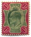 Stamp India 1902 1r.jpg