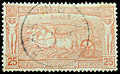 Stamp of Greece. 1896 Olympic Games. 25l.jpg