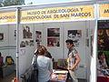 Stand en Feria de Museos 2013 MAA-UNMSM 01.JPG