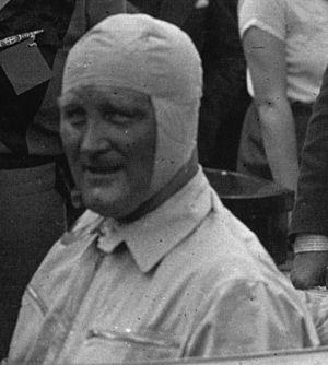 Stanisław Czaykowski - Czaykowski in 1932