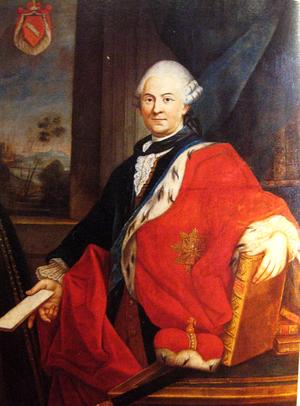Stanisław Lubomirski (1722–1782) - Image: Stanisław Lubomirski