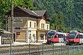 Steindorf am Ossiacher See Bodensdorf Bahnhofstraße 5 Zugbahnhof 23052019 7096.jpg