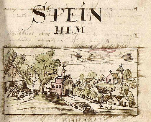 Steinheim by Jean Bertels 1597