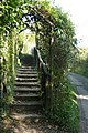 Steps to a cottage - geograph.org.uk - 1007343.jpg