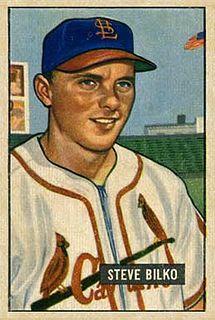 Steve Bilko American baseball player