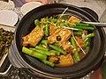 Stewed tofu in stone pot.jpg