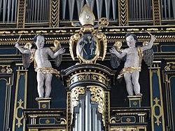 Stiftskirche Schlägl - Orgel 3.jpg
