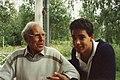 Stig & Kris Stefanson 1991.jpg