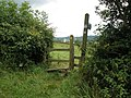 Stile, near Yarcombe - geograph.org.uk - 1417706.jpg