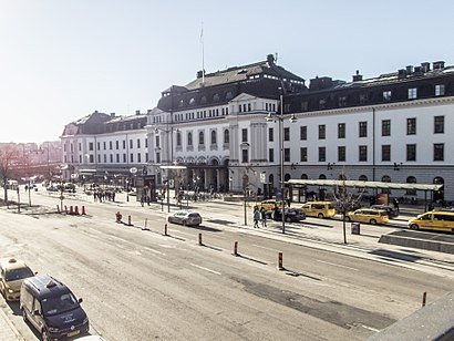 How to get to Stockholm Centralstation with public transit - About the place