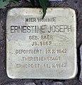 Stolperstein Emser Str 17 (Wilmd) Ernestine Joseph.jpg