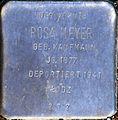 Stolperstein Köln, Rosa Meyer (Alexianerstraße 34).jpg
