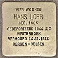 Stolperstein für Hans Loeb (Leiden).jpg