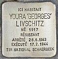 Stolperstein für Youra Livschitz (Ukkel).jpg