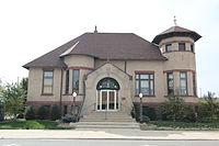 Storm Lake Public Library (NRHP 83000346) 20120930 IMG 8844.JPG