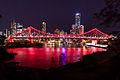 Story Bridge new lighting - Flickr - Fishyone1.jpg