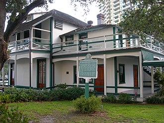 Stranahan House - Image: Stranahan house